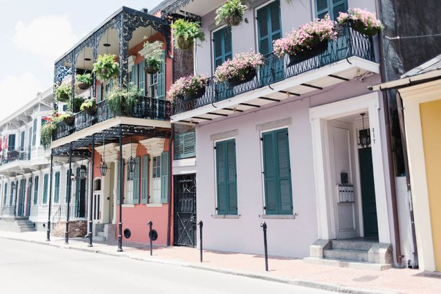 French Quarter Homes for Sale - Photo 1