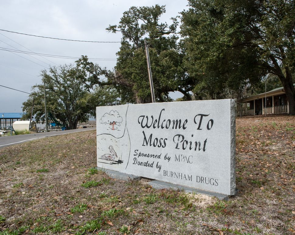 Moss Point Real Estate