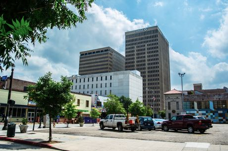 Photo of Downtown Baton Rouge