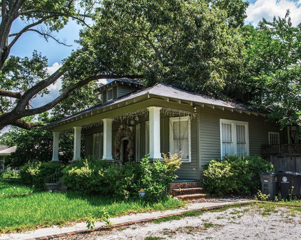 The Garden District Real Estate