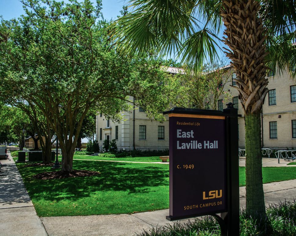 Louisiana State University Real Estate