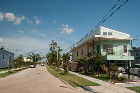 Photo of Lower Ninth Ward