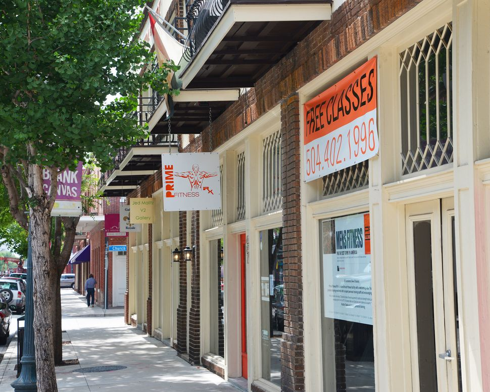 Warehouse District Real Estate