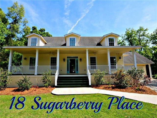 18 SUGARBERRY Place New Orleans, LA 70131 - Image