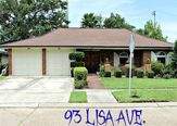 93 LISA AVE Kenner, LA 70065