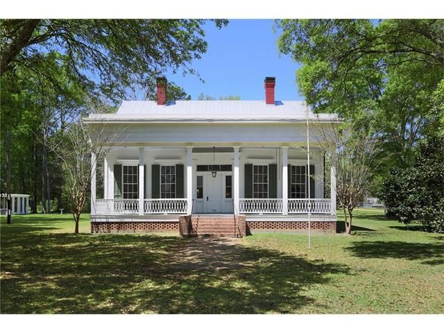 304 3RD ST, SOUTH ST Osyka, MS 39657 - Image