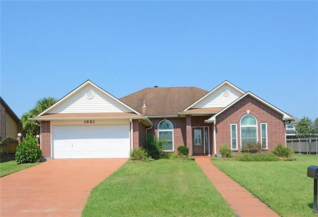 1621 LAKE SALVADOR Drive Harvey, LA 70058 - Image