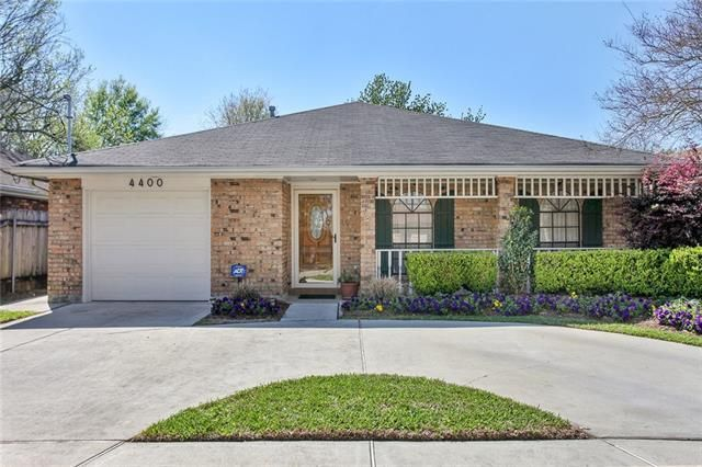 4400 DAVID Drive Metairie, LA 70003 - Image