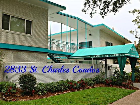 Photo of 2833 ST CHARLES Avenue #37 New Orleans, LA 70115