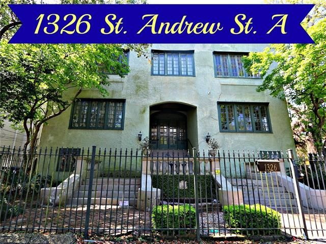 1326 ST ANDREW Street A New Orleans, LA 70130 - Image