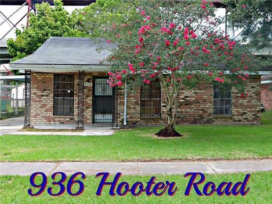 Photo of 936 HOOTER Road Westwego, LA 70094