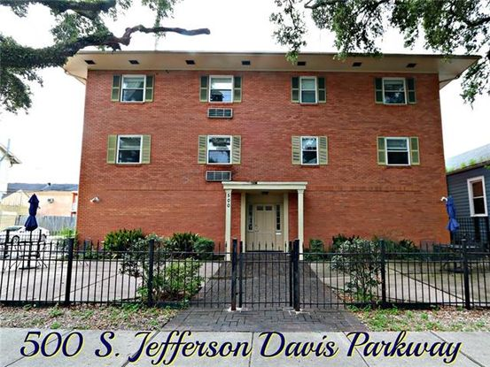 Photo of 500 S JEFFERSON DAVIS Parkway #10 New Orleans, LA 70119