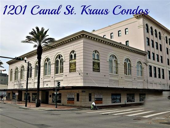 Photo of 1201 CANAL Street #269 New Orleans, LA 70112