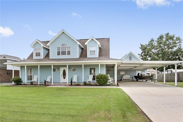106 BAYOU ESTATES SOUTH Drive Des Allemands, LA 70030 - Image