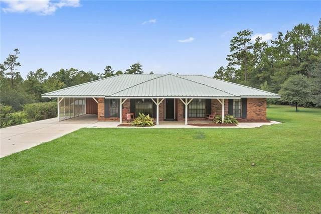 83171 HOUSE CREEK Road Bush, LA 70431