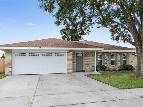 Photo of 7 SABINE Court Kenner, LA 70065