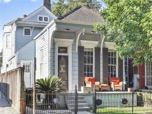 4520 CAMP Street #1 New Orleans, LA 70115 - Image