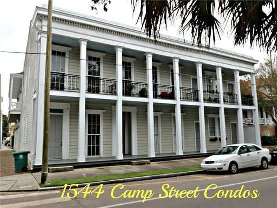 Photo of 1544 CAMP Street #9 New Orleans, LA 70130