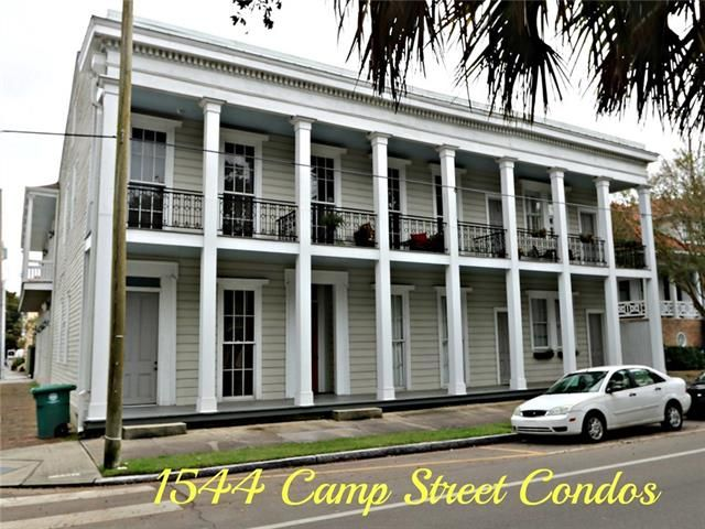 1544 CAMP Street #9 New Orleans, LA 70130 - Image