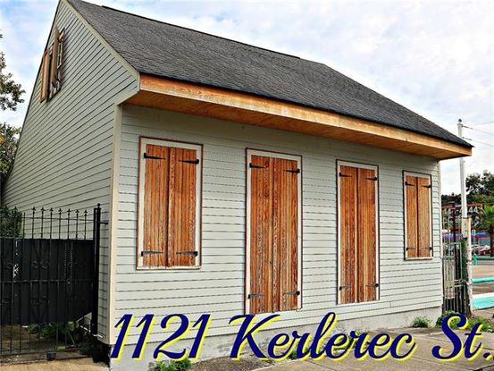 Photo of 1121 KERLEREC Street New Orleans, LA 70116