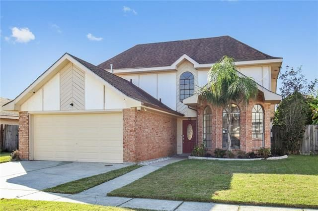 2536 WEATHERLY Place Marrero, LA 70072 - Image