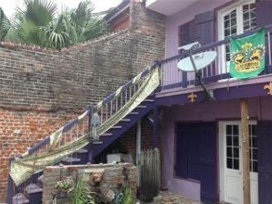 Photo of 829 1/2 ST PETER Street Back New Orleans, LA 70116