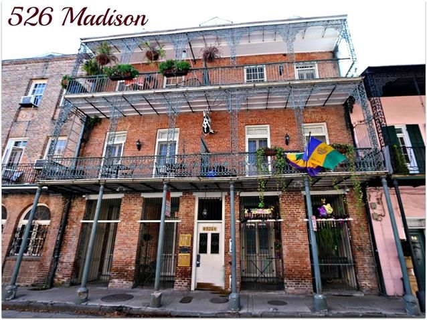526 MADISON Street 4A New Orleans, LA 70116 - Image