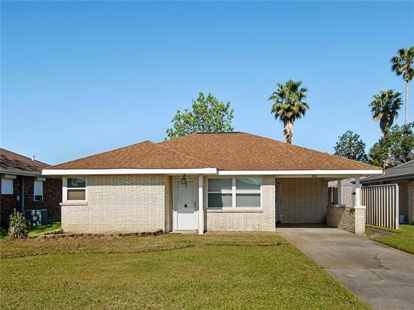 614 BARBE Street Westwego, LA 70094 - Image