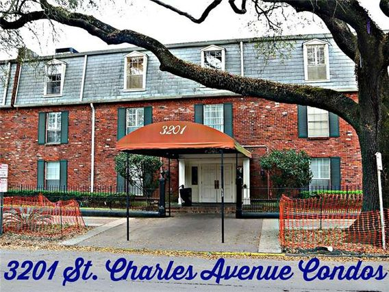 3201 ST CHARLES Avenue #115 New Orleans, LA 70115
