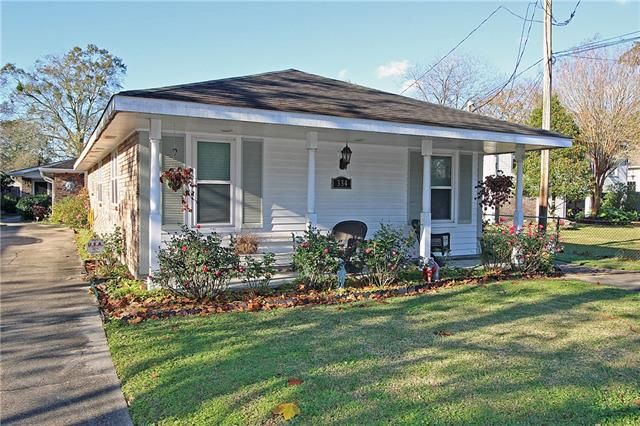 334 CENTRAL Avenue Jefferson, LA 70121
