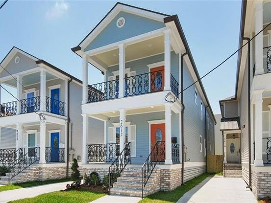 Photo of 2610-2612 PALMYRA Street New Orleans, LA 70119