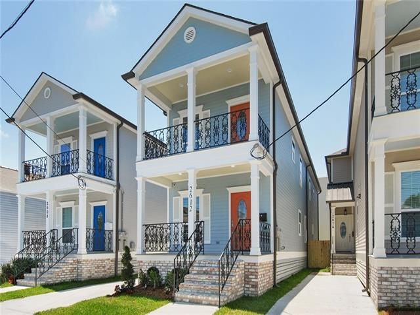 2610-2612 PALMYRA Street New Orleans, LA 70119 - Image