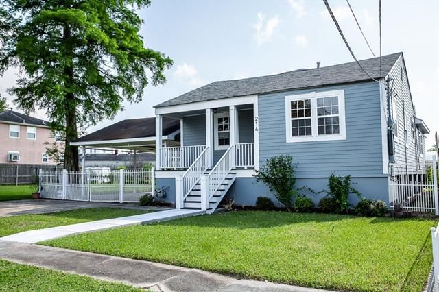 214 WARRINGTON Drive New Orleans, LA 70122