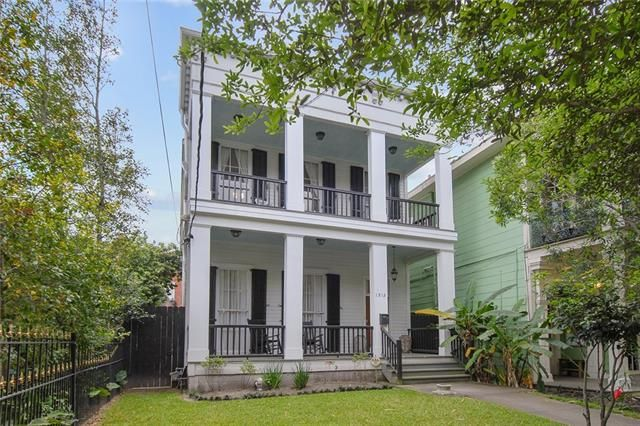 1512 CAMP Street New Orleans, LA 70130
