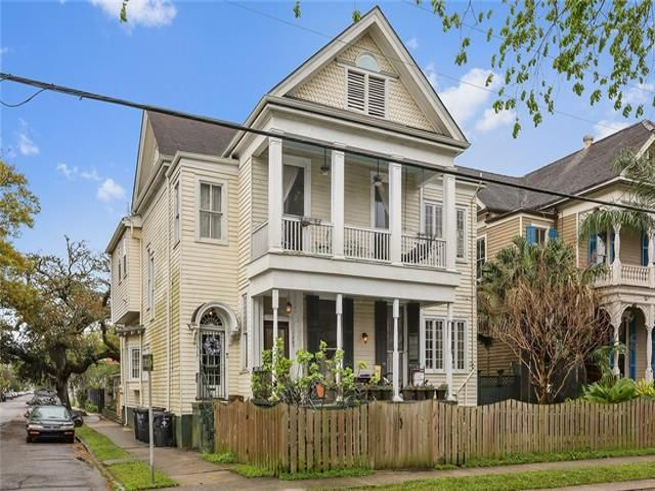 1939 GENERAL PERSHING Street 1/2 New Orleans, LA 70115 - Image