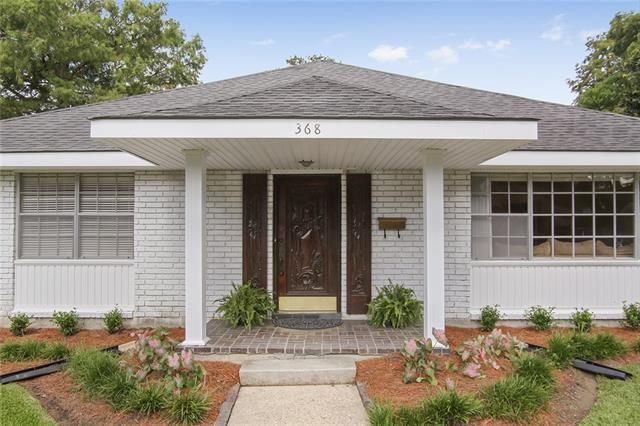 368 FAIRFIELD Avenue Gretna, LA 70056