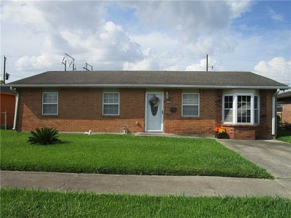 336 CHURCH Street Westwego, LA 70094