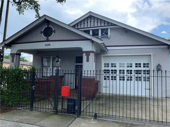 6038 ST CLAUDE Avenue New Orleans, LA 70117