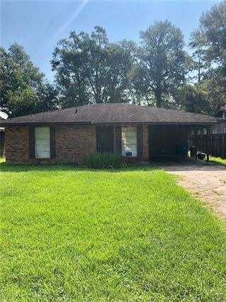 1104 SUN Lane Hammond, LA 70401