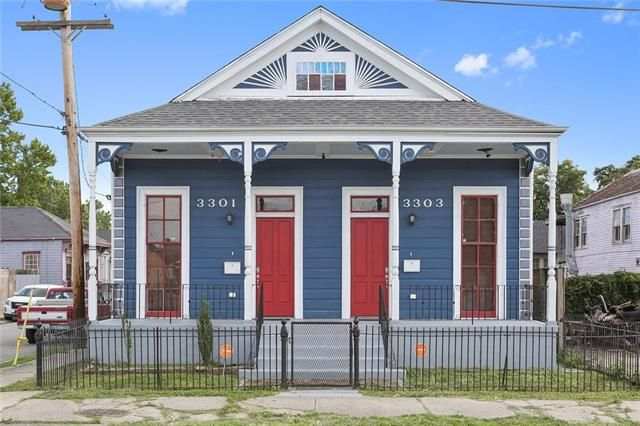 3301 SAINT CLAUDE Avenue New Orleans, LA 70117