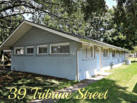 39 TRIBUNE Street Metairie, LA 70001