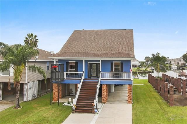 20267 OLD SPANISH TRAIL New Orleans, LA 70129