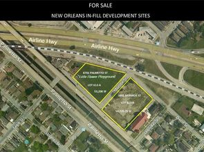 3801 MONROE Street New Orleans, LA 70118