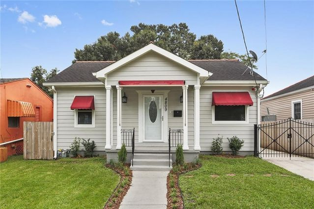 4809 ST ANTHONY Street New Orleans, LA 70122