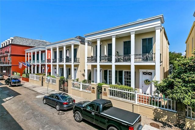 1216-20, 1222-26 CHARTRES Street New Orleans, LA 70117