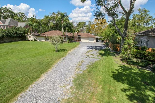 282 CITRUS Road River Ridge, LA 70123
