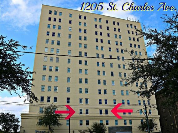 1205 ST CHARLES Avenue #203 New Orleans, LA 70130