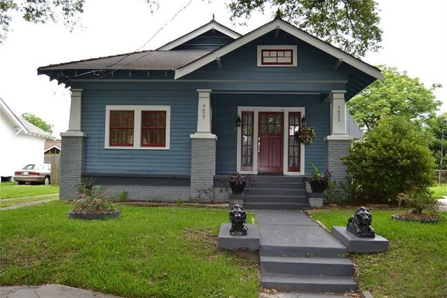 4627 FRANKLIN Avenue New Orleans, LA 70122