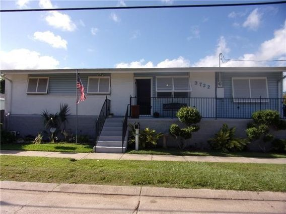 3722 CALIFORNIA Avenue Kenner, LA 70065