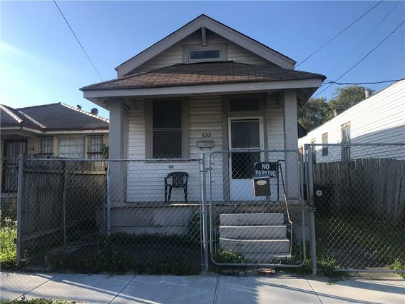 533 S OLYMPIA Street New Orleans, LA 70119